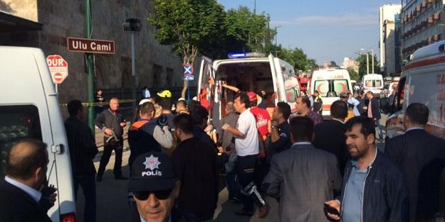 Bursa Ulucami saldırısını o örgüt üstlendi