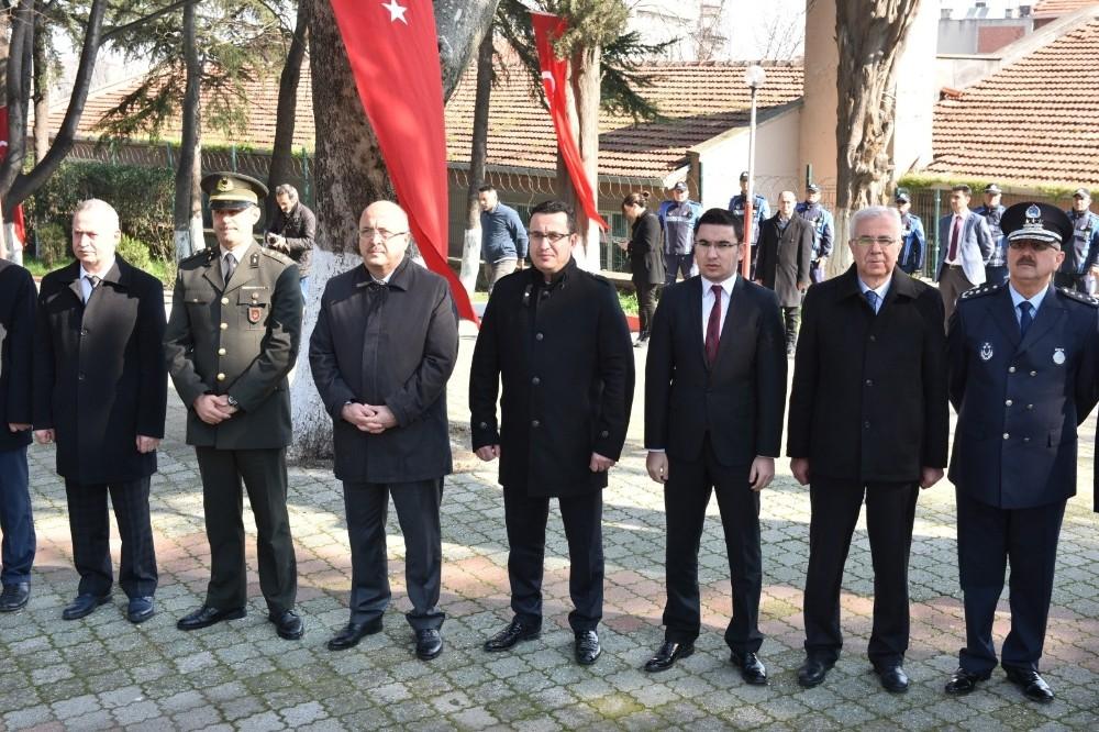 Bursa'da 18 Mart Çanakkale Deniz Zaferi kutlamaları