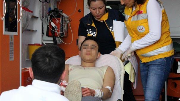 Bursa'da 2 müdür yardımcısını bıçaklayan liseliye tahliye kararı