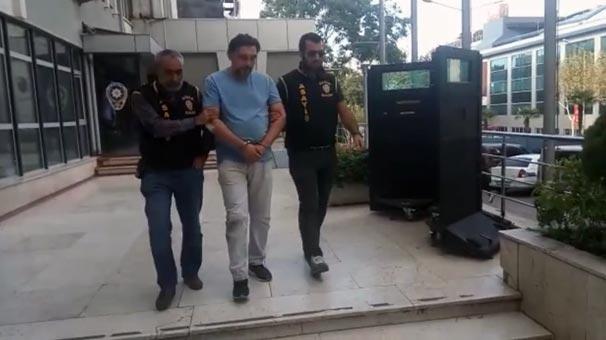 Bursa'da alkollü taksicinin yaptığına bakın! Belediye aracını durdurup...
