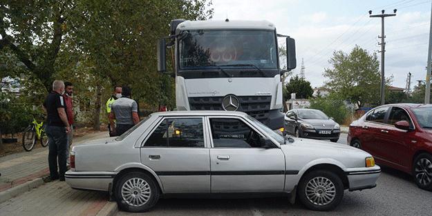 Bursa'da feci kaza! Tam 100 metre sürükledi
