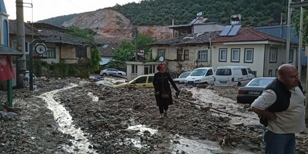 Bursa'da felaket! Bakan Soylu, Başkan Erdoğan'ın talimatıyla harekete geçti