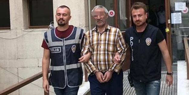 Bursa'da iğrenç olay! Tutuklanıp hapse kondu