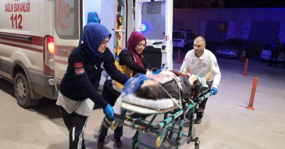 Bursa'da kamyonetin çarptığı kadın hayatını kaybetti
