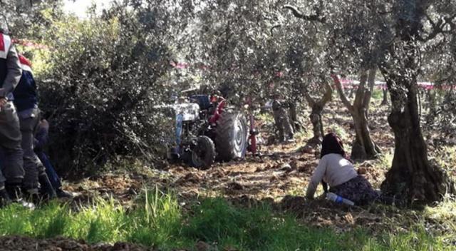 Bursa'da kullandığı traktörün altında kalarak hayatını kaybetti
