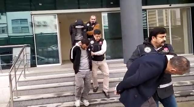 Bursa'da narkotik operasyonu: 10 gözaltı