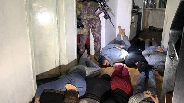 Bursa'da şafak vakti DEAŞ operasyonu: 38 kişi gözaltında