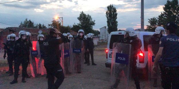 Bursa'da silahlı çatışma!1 polis şehit, yaralılar var