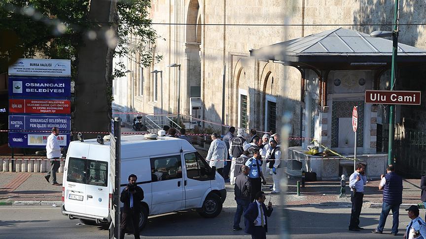 Bursa'daki hain saldırıyı PKK'nın yaptığı belirlendi