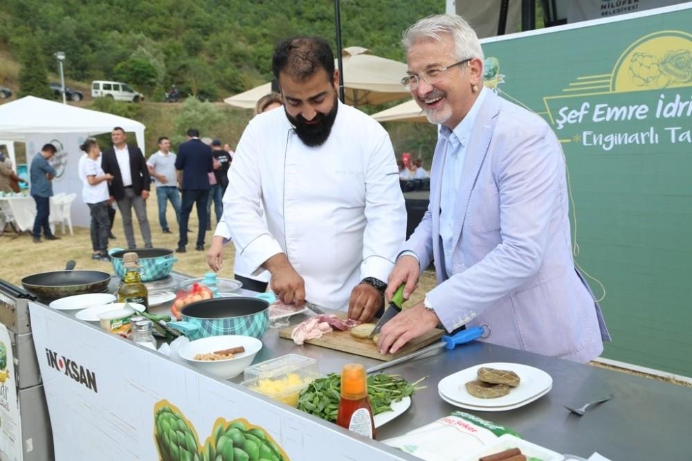 Bursa'nın en lezzetli festivali