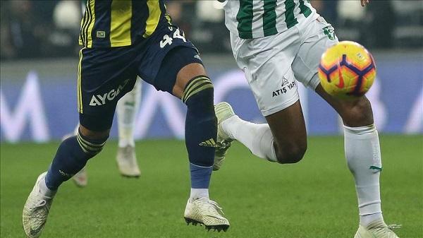 Bursaspor Fenerbahçe maçı kaç kaç bitti?