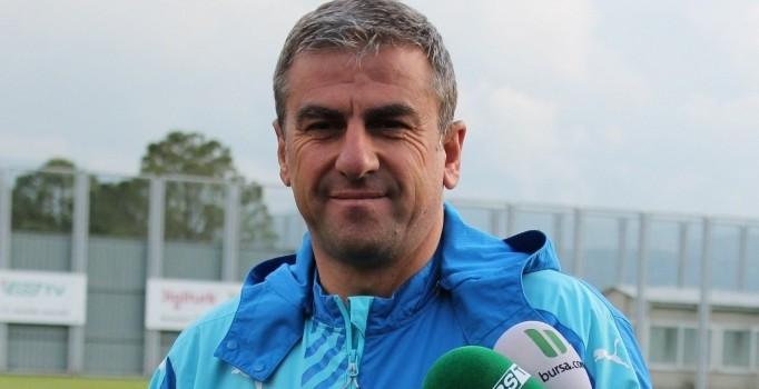 Bursaspor Hamzaoğlu'yla her konuda anlaştı