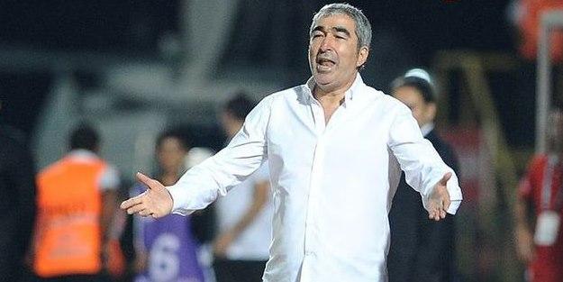 Bursaspor Teknik Direktörü Samet Aybaba: Galatasaray'dan puan almak istiyoruz