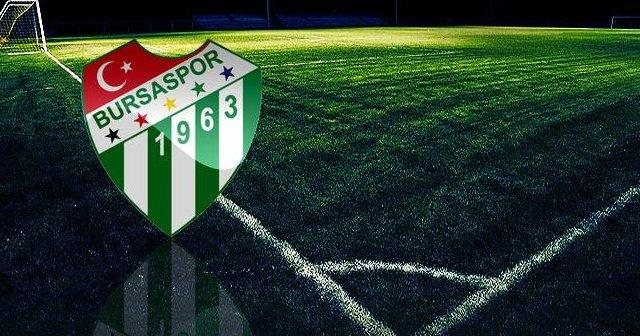 Bursaspor'un yeni transferi gecikmeli gelecek