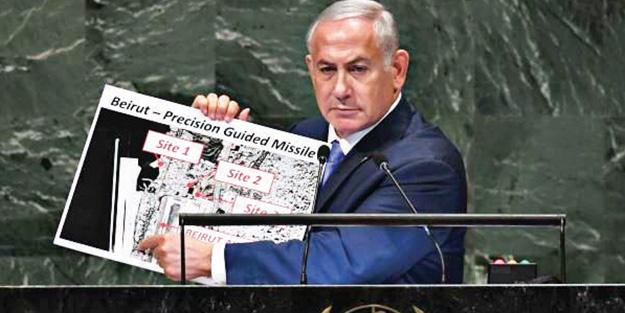 Bütün ipuçları İsrail'i gösteriyor