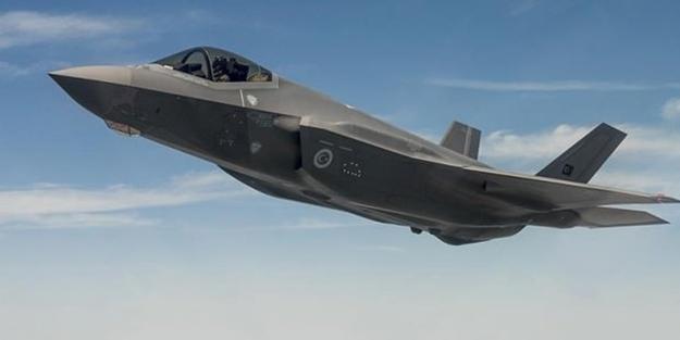 Büyük kriz! F-35 üretimi durdu