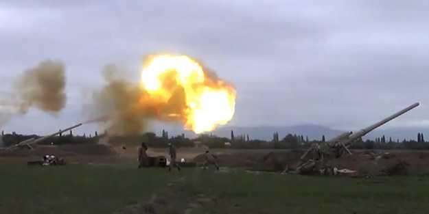 Büyük kuşatma resmen başladı! İşgalci Ermenistan askerleri kaçacak delik arıyor