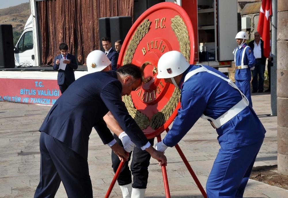Büyük zaferin 97. Yılı Bitlis'te kutlandı