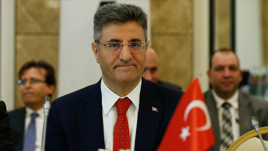 Büyükelçi Ali Kemal Aydın Almanya'nın FETÖ tutumunu eleştirdi