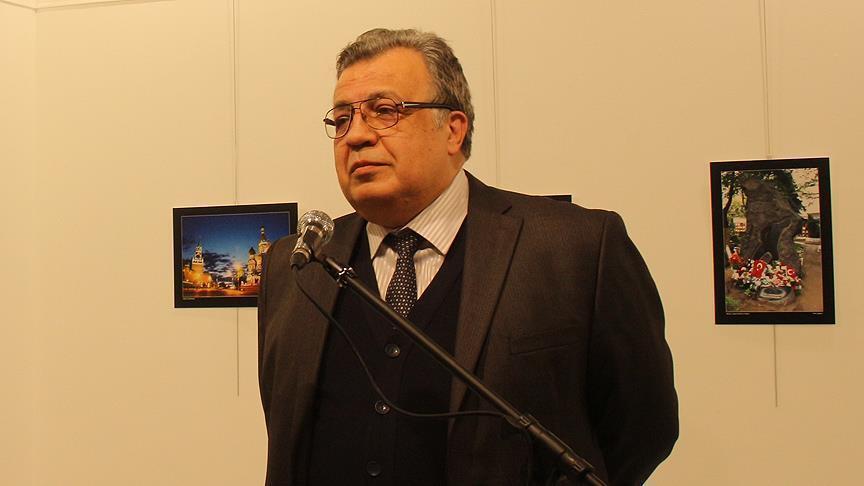 Büyükelçi Karlov suikastı davasında yakalama kararı