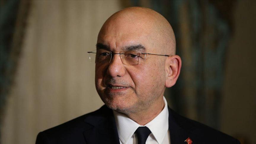 Büyükelçi Ozan Ceyhun: Mücadele edecek bir büyükelçi olmam konusunda rahatsızlık duyuyorlar