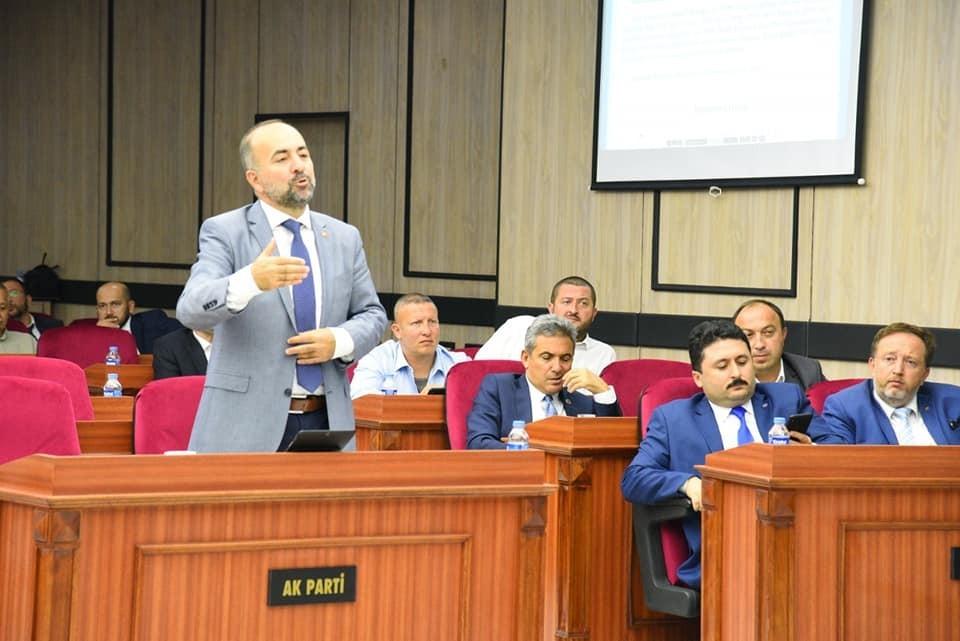 """Büyükşehir Belediye Meclis Üyesi Şahin: """"CHP'li belediyeler ücretsiz okul servisi sözünü tutmalı"""""""