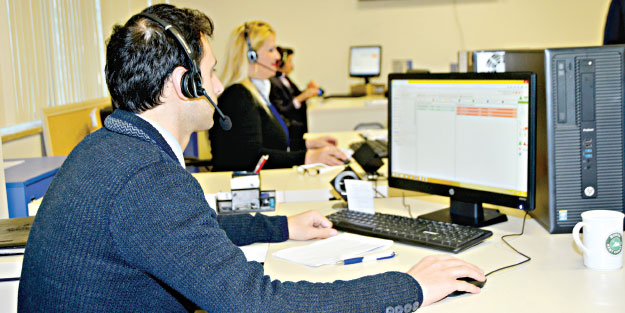 Büyükşehir'in iletişim  altyapısı yenilendi