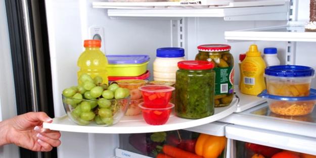 Buzdolabında gıdaları uzun süre saklamak için nelere dikkat etmeliyiz?
