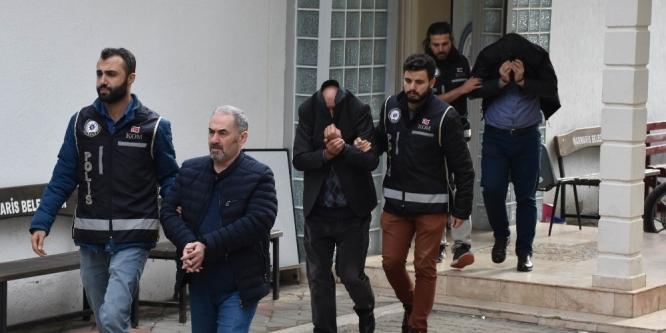 Yunanistan'a kaçarken yakalandı, Aydın'a getirildi