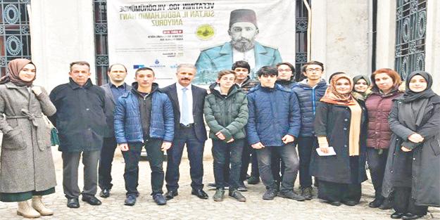 Cağaloğlu Anadolu Lisesi başarıdan başarıya koşuyor