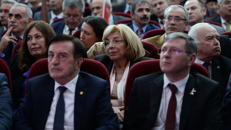 Çağrı Türkeş, MHP'li muhaliflerin toplantısına katıldı