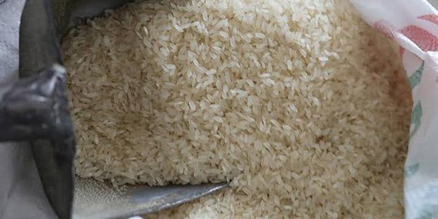 Çaldıkları 10 bin liralık pirinçle kayıplara karıştılar