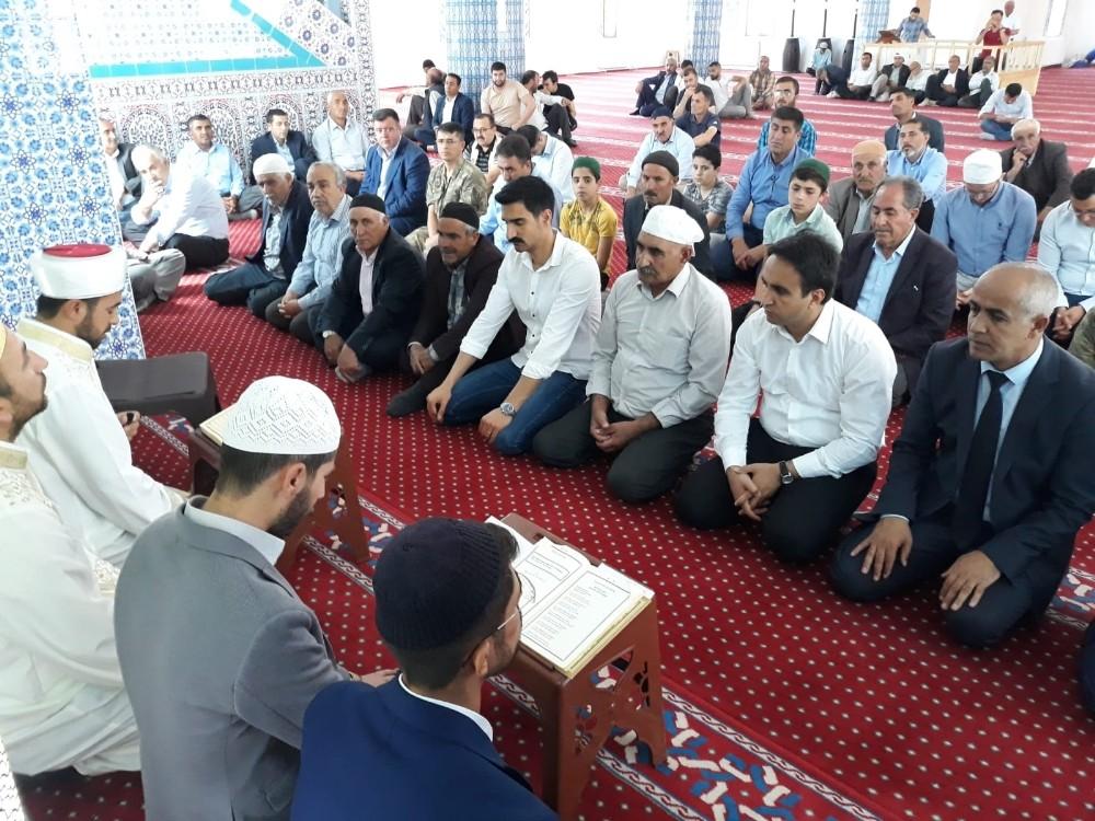 Çaldıran'da 15 Temmuz Demokrasi ve Milli Birlik Günü