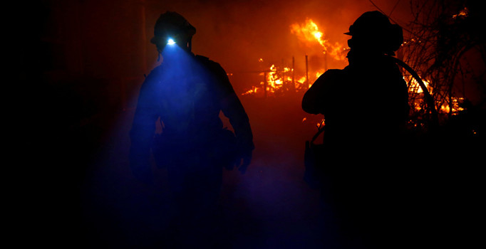 California tarihindeki en büyük orman yangını: 31 kişi öldü, 228 kişi kayıp