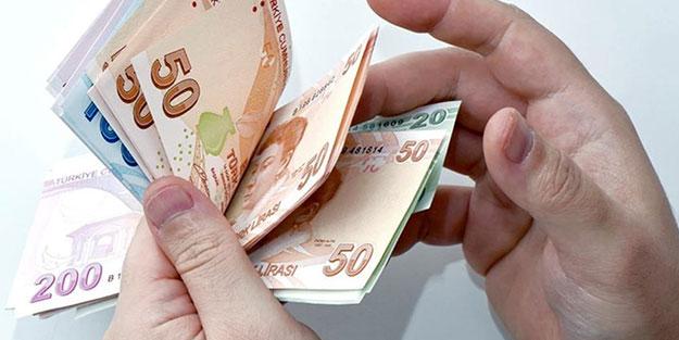 Çalışanların maaşlarına son dakika asgari ücret zammı Adalet Bakanlığı zam oranları