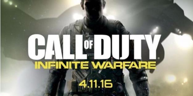 Call of Duty: Infinite Warfare'ın ilk fragmanı yayınlandı