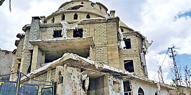 Cami düşmanı PKK