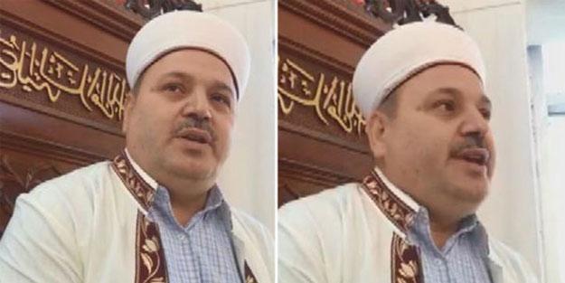 Cami imamı, başkan adaylığını Cuma vaazında duyurdu! Sosyal medyadan tepki yağmuru