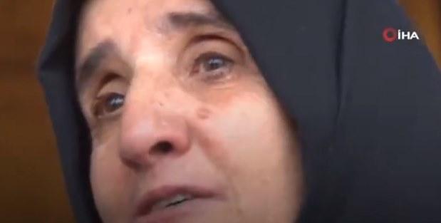 'Cami yanacağına evim yansın' diyen Gülseher Teyze, Kurşunlu Camii'ni görünce gözyaşlarını tutamadı
