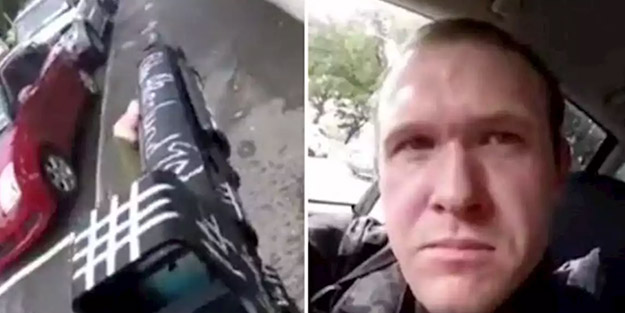 Camiye saldıran teröristten skandal mektup! Yeni Zelandalı yetkililer geri adım attı