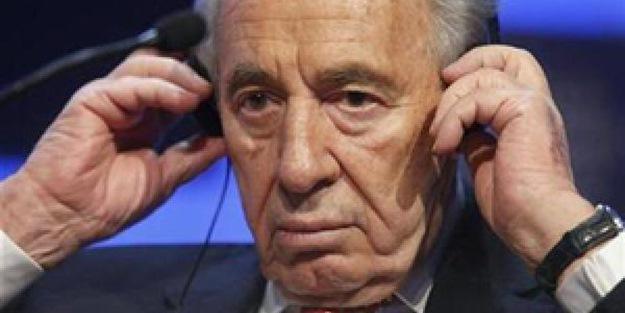 Can çekişiyor: İşte Şimon Peres'in son durumu
