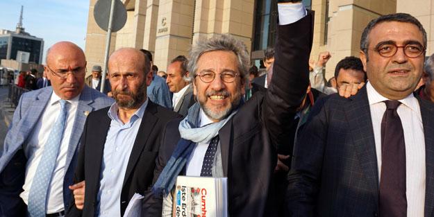 Can Dündar için 31,5 yıl hapis cezası