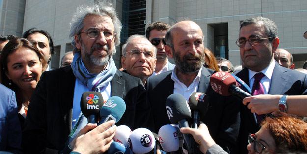 Can Dündar ve Erdem Gül Davası kararı bugün verilecek!