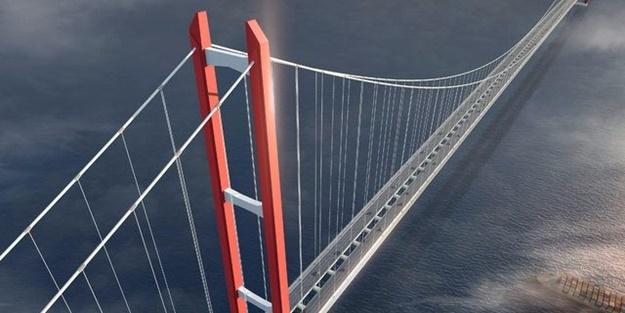 Çanakkale 1915 Köprüsü dünyanın en uzun köprüsü olacak