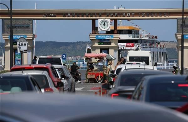 Çanakkale feribot fiyatları | 2021 Çanakkale feribot ücretleri
