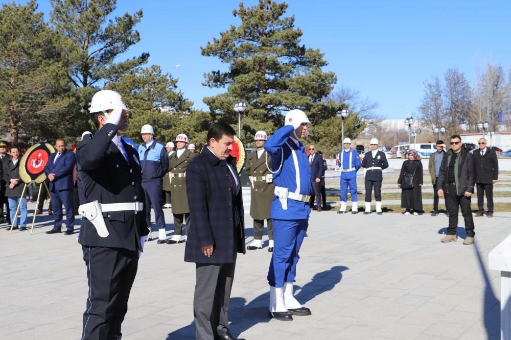 Çanakkale Şehitleri Erzincan'da anıldı