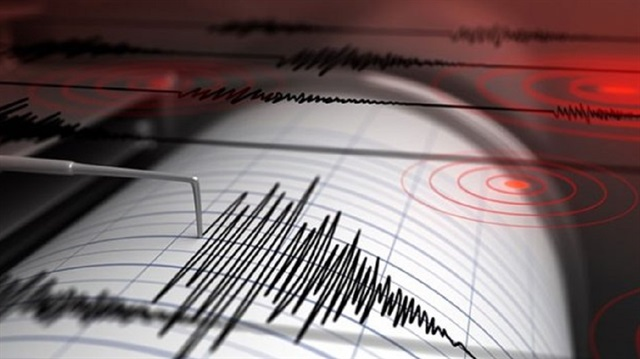Çanakkale'de 4.2 şiddetinde deprem meydana geldi