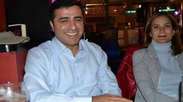 Canan Kaftancıoğlu, Can Dündar ve Demirtaş'la samimiymiş