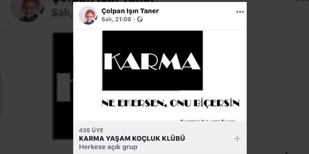 'Canavar' kadın Kemalistlerin yaşam koçu çıktı!