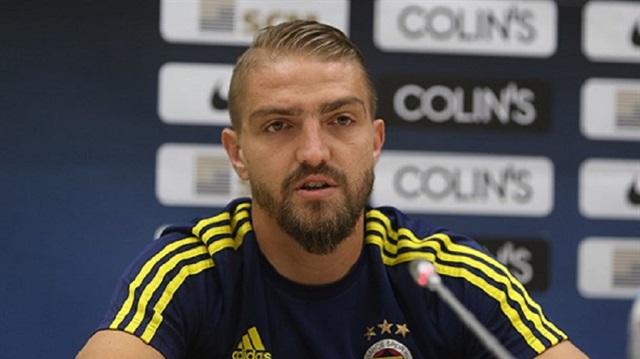 Caner'den Fenerbahçelileri şoke eden hareket